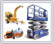Equipment Rentals in South Chicago Heights IL & Highland IN
