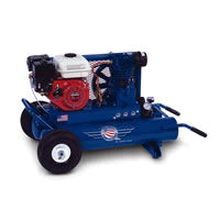Where to find Compressors gas 5hp honda in South Chicago Heights
