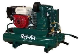 Where to find Compressors gas 9hp in South Chicago Heights
