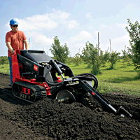 Where to find Trencher for Mini-skid 6 x 36 in South Chicago Heights