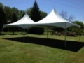 Where to rent Tentframe 20x40 wht inclds setup tkdwn in South Chicago Heights IL