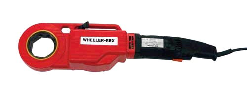 Where to find Pipe threader-power HANDHELD WHLR REX in South Chicago Heights
