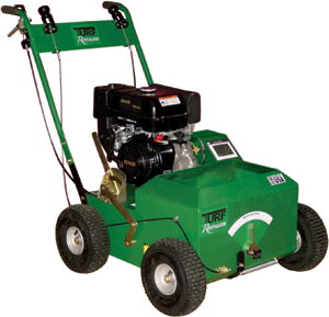 Slit Seeder 9 Hp Turf Revitalizer Rentals South Chicago