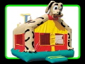 Where to rent Inflatable Moonwalk- Dalmatian in South Chicago Heights IL