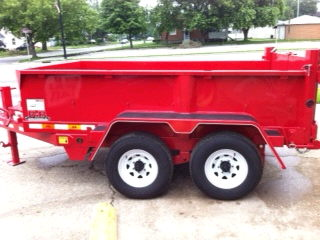 Where to find Trailer Dump in South Chicago Heights