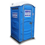 Where to find Portable Restroom w sink-Standard in South Chicago Heights