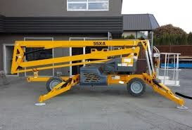 Where to find Lift 2 man bucket 4 wheel 61ft in South Chicago Heights
