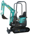 Where to rent Compact-Mini Excavator   Electric in South Chicago Heights IL