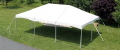 Where to rent Canopy 20 x 40 - White in South Chicago Heights IL