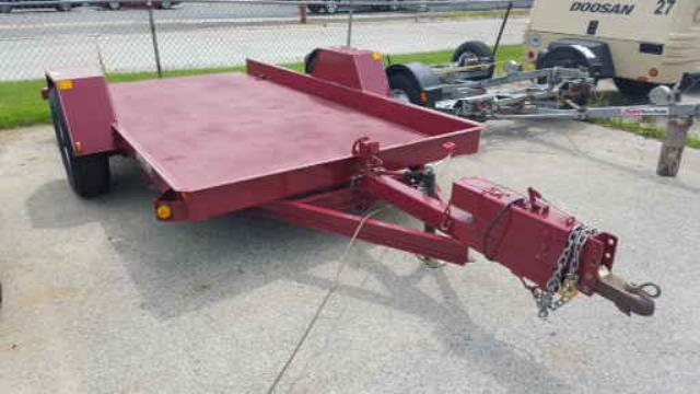Where to find Trailer-tilt bed 6  x 12 in South Chicago Heights