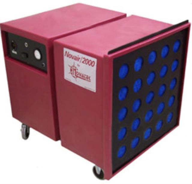 Where to find Negative Air Machine-Novair 2000 in South Chicago Heights