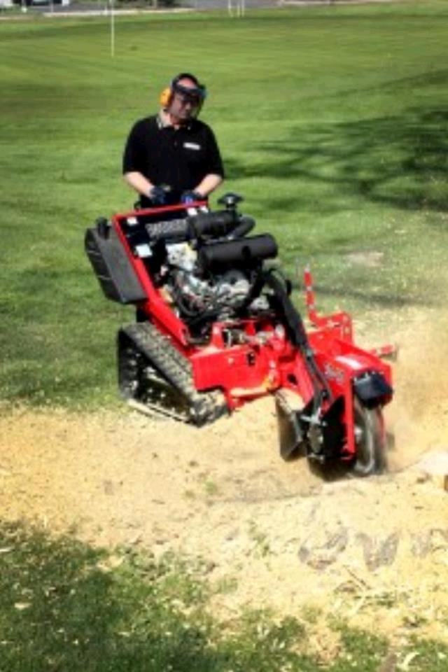 Where to find Grinder stump-hydraulic   track in South Chicago Heights