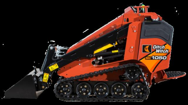 Where to find Ditch Witch Mini Skid Steer SK1050 in South Chicago Heights