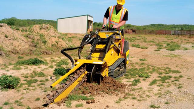Where to find Ditch Witch with 4 x 24  Trencher in South Chicago Heights