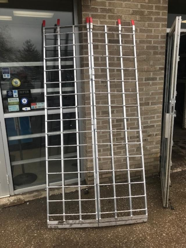 Where to find Ramp Aluminum Folding - 7 6  x 44 in South Chicago Heights