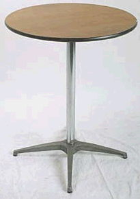 Where to find PKG-Table-cocktail 36 x 42  tall in South Chicago Heights