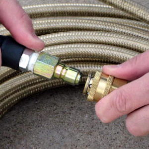 Where to find __Hose - Air 50  x 3 8  qwk conn in South Chicago Heights
