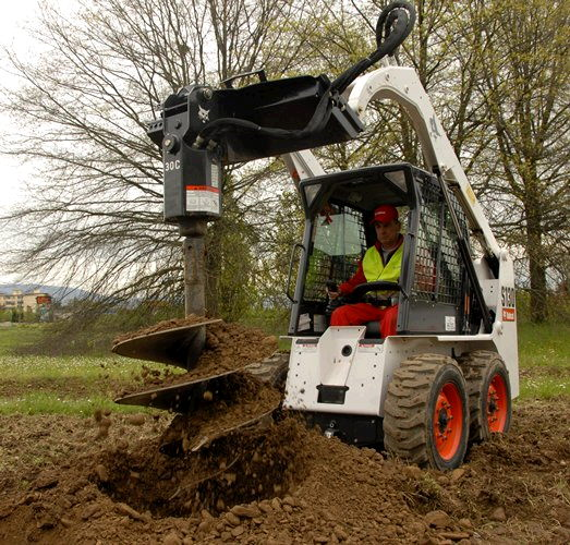 Where to find Auger posthole f bobcat in South Chicago Heights