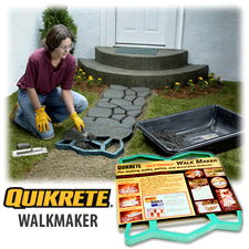 Where to find Walk maker-quikrete in South Chicago Heights