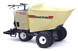 Where to find Scoot-crete concrete buggy in South Chicago Heights